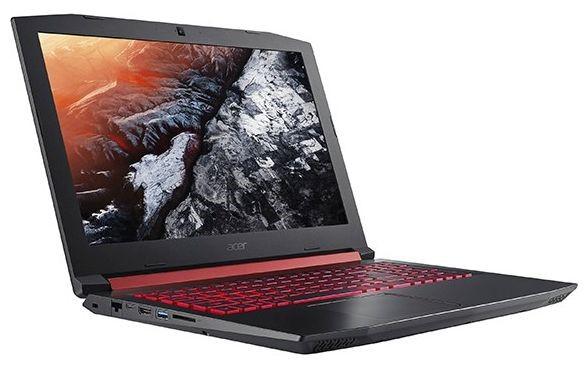 "Acer Nitro 5 - 15.6"" FHD IPS/i7-8750H/16GB+16GB Optane/512GB SSD/nVIDIA1050"