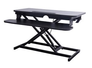 Height Adjustable Standing Desk Riser Si