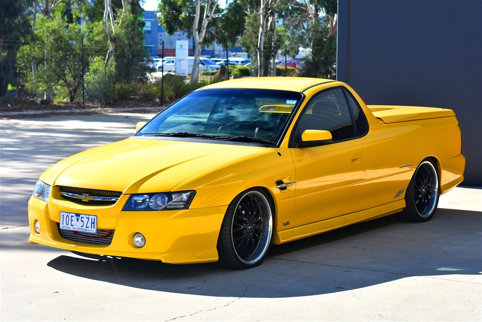 2006 Holden Commodore SS VZ Twin Turbo 408ci Stroked V8