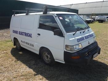 2008 Mitsubishi Express Van