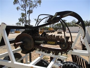 Digga BFT000005 Trenching Attachment