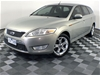 2009 Ford Mondeo Zetec MB Automatic Wagon