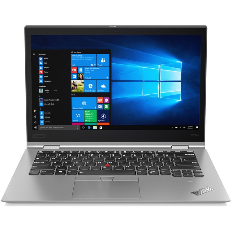 Lenovo ThinkPad X1 Yoga 3rd Gen 14-inch Notebook, Silver