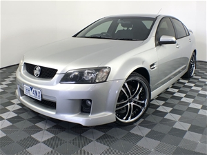 2007 Holden Commodore SV6 VE Automatic S