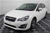 2016 Subaru Impreza 2.0i PREMIUM G4 Manual Hatchback