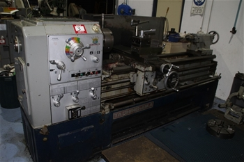 Ta Shing Gap Bed Lathe