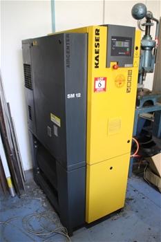 Kaeser Screw Compressor