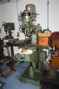 DoALL Milling Machine