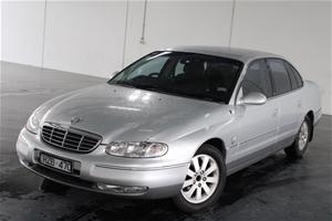 2002 Holden Statesman V6 WH Automatic Se