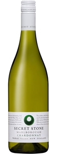 Secret Stone Marlborough Chardonnay 2018