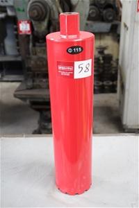 115mm Dia Masonry Core Drill