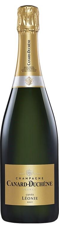 Canard Duchene Cuvee Leonie NV (6 x 750mL), Champagne, France.