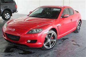 2004 Mazda RX-8 Automatic Coupe