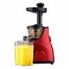 SOGA Slow Juicer Premium Masticating Electric Vegetable Juice Extractor Red