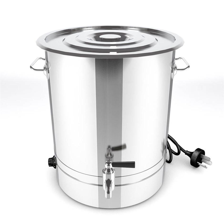 SOGA 48L Stainless Steel URN Commercial Water Boiler 2800W