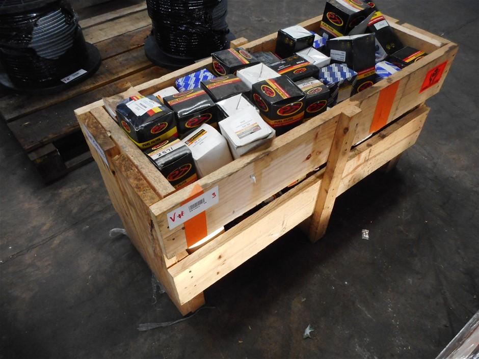 Wooden Garbage Can Storage Bin Graysonline