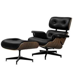 Artiss Replica Eames Lounge Chair & Otto