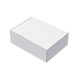 100x Mailing Box 174x128x53mm Mail Cardb