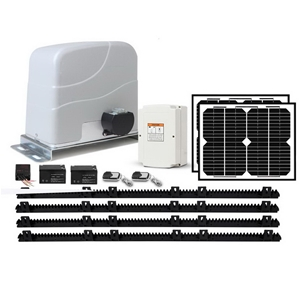 LockMaster Solar Powered Electric Automa
