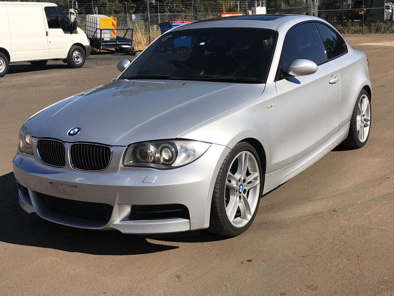 BMW 1 35i SPORT E82 Automatic Coupe