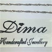 Dima 18 Karat Italian Gold Chain Collection