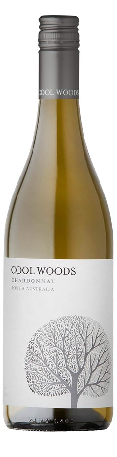 Cool Woods Chardonnay 2018 (12 x 750mL), SA.