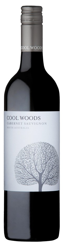 Cool Woods Cabernet Sauvignon 2017 (12 x 750mL), SA.