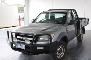 2010 Ford Ranger XL (4x4) PK Turbo Diese