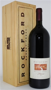 Rockford `Basket Press` Shiraz 1995 (1 x