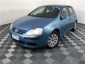2006 Volkswagen Golf 2.0 FSI Comfortline