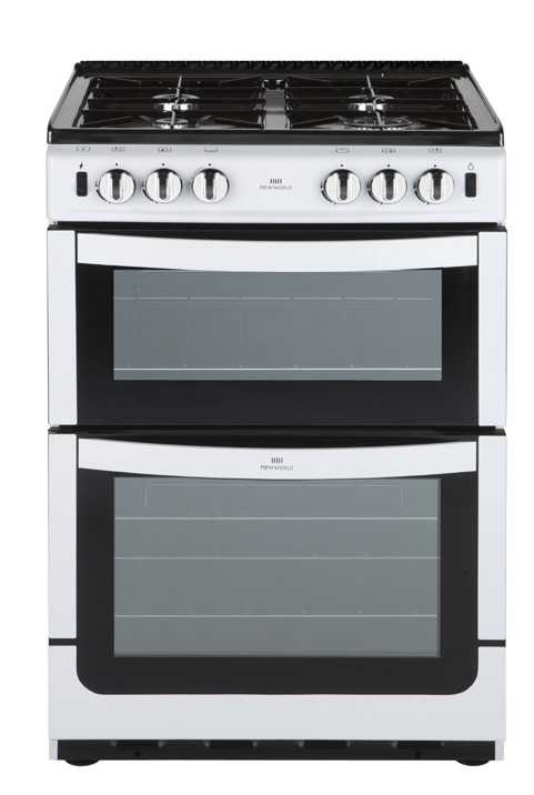 New World 60 Series Multi-function Gas Cooker with Separate Grill (LPG)