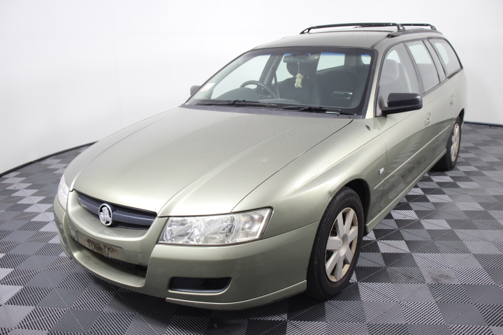 2005 Holden Commodore Executive VZ Automatic Wagon Auction
