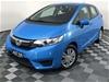 2014 Honda Jazz VTi GK CVT Hatchback
