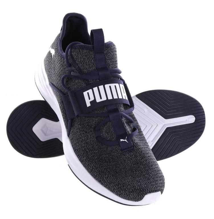 PUMA Men`s Soft Foam Optimal Comfort Joggers, UK Size 9.5
