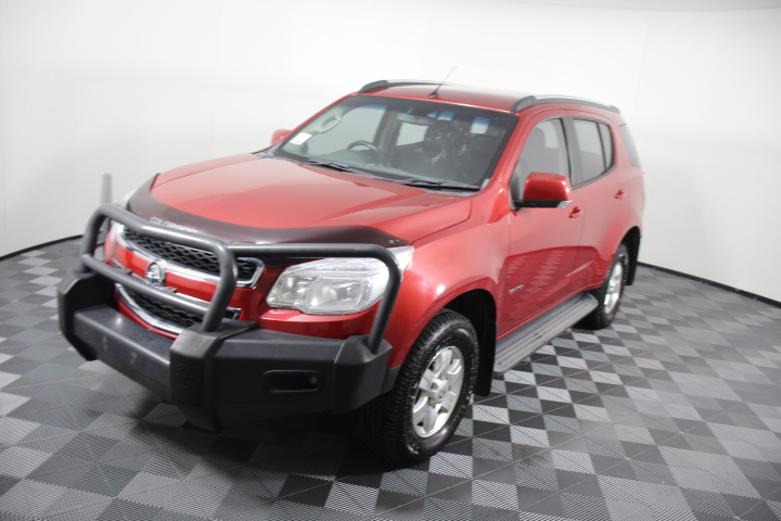 2013 MY14 Holden RG Colorado 7 LT 4WD 2.8 T/D Auto