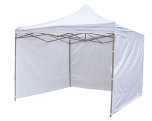 3x3m Popup Gazebo Party Tent Marquee Whi