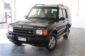 Unreserved 2002 Land Rover Discovery Td5 (4x4) Turbo Diesel