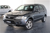 Unreserved 2010 Ford Territory TS SY II Automatic