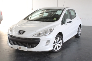 2010 Peugeot 308 XSE Turbo Automatic Hat