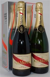 G.H. Mumm `Cordon Rouge` Champagne NV (2