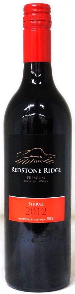 Redstone Ridge Shiraz 2012 (12 x 750mL), Hunter Valley, NSW.