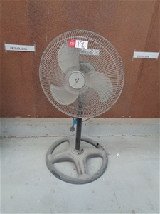 Abode Pedestal Type Fan
