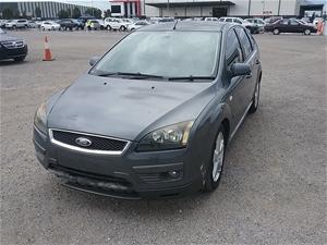 2006 Ford Focus Zetec LS Manual Hatchbac
