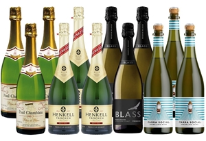 Sparkling Wines of the World (12 x 750mL