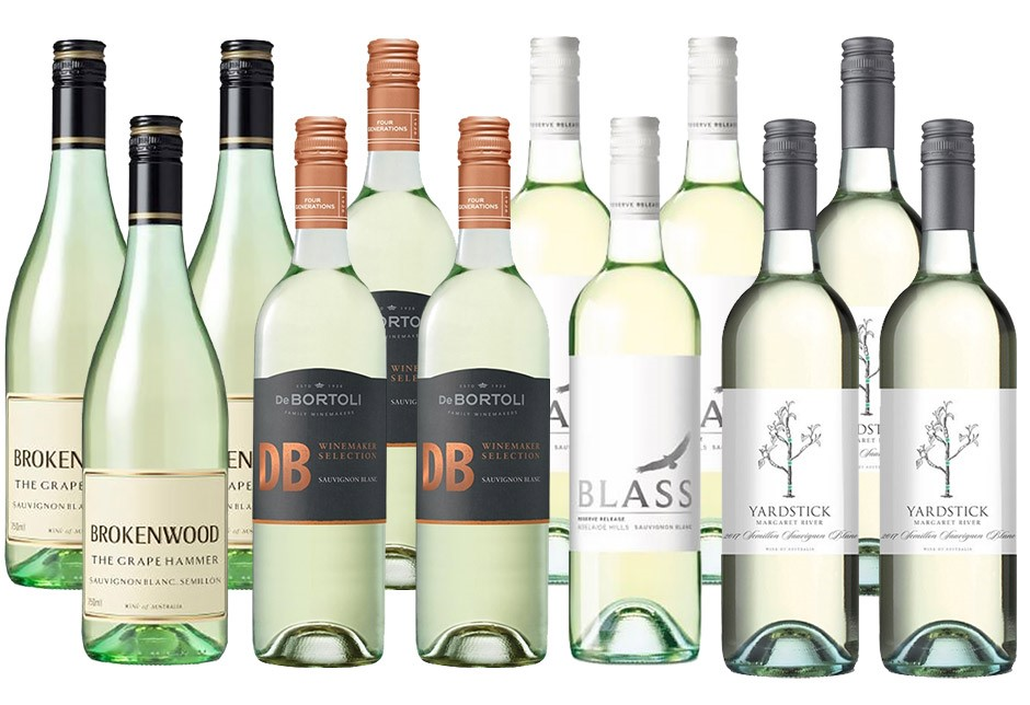 Super Sauv Blanc & Blends Mixed Pack (12 x 750mL)