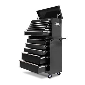Giantz 14 Drawers Mechanic Tool Box Stor