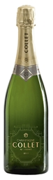 Collet Champagne Brut NV (6 x 750mL), France.