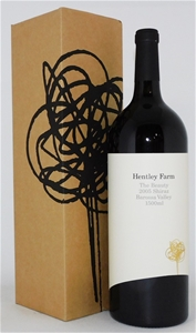 Hentley Farm 'The Beauty' Shiraz 2005 (1