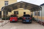 Unused Steel Carport Sheds