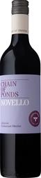Chain of Ponds `Novello` Cabernet Merlot 2017 (12 x 750mL), Adelaide, SA.